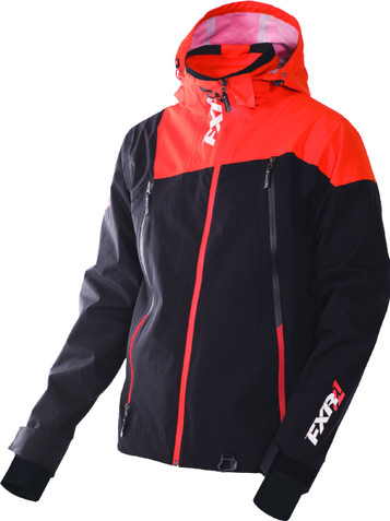 FXR Mission Trilaminate Shell Non-Insulated Jacket 2017