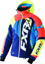 FXR Revo X Non-Insulated Shell w/ Insulated Removable Liner Jacket 2017