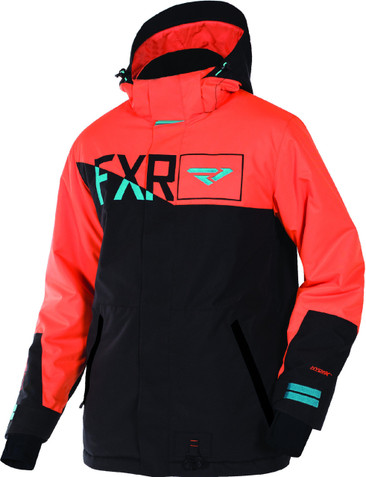 FXR Squadron Insulated Jacket 2017