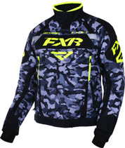 FXR Octane Insulated Jacket 2017