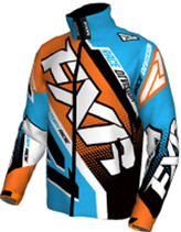 FXR Cold Cross Race Ready Uninsulated Jacket 2017