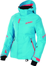 FXR Womens Rush Insulated Jacket 2017