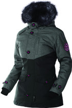FXR Womens Svalbard Insulated Parka Jacket 2017