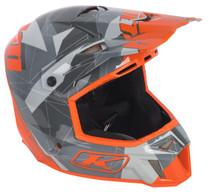Klim F3 ECE Snowmobile Helmet 2017
