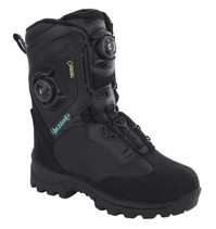 Klim Womens Aurora GTX BOA Waterproof/Insulated Snowmobile Boots 2017