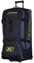 Black/Grey - Klim Kodiak Snowmobile Gear Luggage Bag 2017