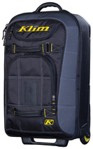 Black/Grey - Klim Wolverine Snowmobile Carry On Gear Luggage Bag 2017