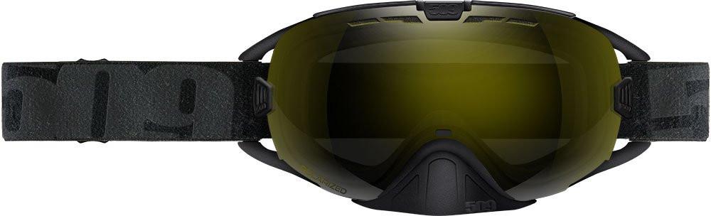 b6359ab96f5d Clear Lens - Black Frame - 509 Revolver Night Vision Goggles