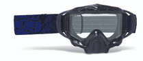Clear to Blue Photochromatic Lens - Black Frame - 509 Sinister X5 Black Ice Goggles