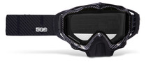 Clear to Blue Photochromatic Lens - Black Frame - 509 Sinister X5 Carbon Fiber Goggles
