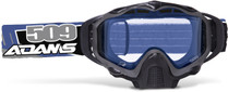 Blue Tint Lens - Black Frame - 509 Sinister X5 Dan Adams Signature Goggles