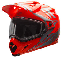 Bell MX-9 Adventure Electric Lens Snowmobile Helmet