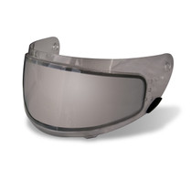 Dark Silver Iridium - Bell Click-Release Dual Lens  Replacment Snow Shield
