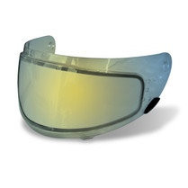 Dark Gold Iridium - Bell Click-Release Dual Lens  Replacment Snow Shield
