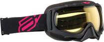 Black/Pink - Arctiva Comp 2 Vert Goggles
