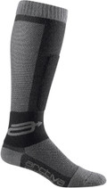 Youth Youth - Black/Grey - Arctiva Evaporator  Wicking Socks