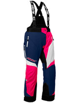 Womens  - Navy Blue/Hot Pink - CastleX Fuel SE G6 Performance Series Pants
