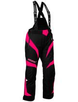 Womens  - Hot Pink/Black - CastleX Fuel G6  Pants