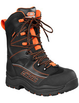 Mens  - Orange/Black - CastleX Force 2  Boots