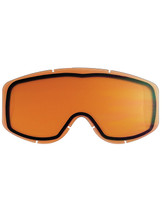 Adult  - Red - CastleX Force & Force SE  Replacement Dual Lens
