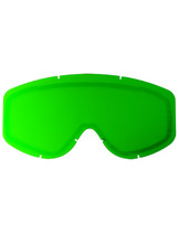 Adult  - Mirror Green - CastleX Force & Force SE  Replacement Dual Lens