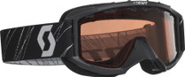 Youth - Black - Scott 89 Si Snowmobile Goggles