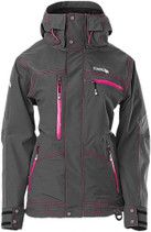 Divas Snow Gear Avid Technical Polartec Neoshell Snowmobile Jacket