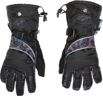 Divas Snow Gear Lace Collection Snowmobile Gloves