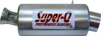 Skinz Polished Ceramic Super-Q Silencer For 2012-2014 Arctic Cat M800 HCR