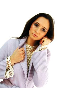 Fish Net Crochet Top