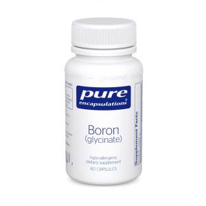 Boron Glycinate (2 mg) (60 Capsules)