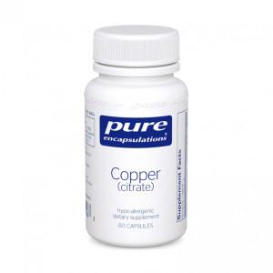 Copper Citrate (60 caps)