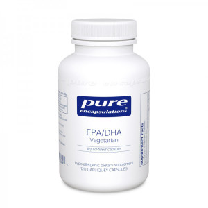 EPA/DHA Vegetarian (60 capsules) - CURRENTLY UNAVAILABLE FROM MANUFACTURER