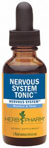 Nervous System Tonic (Avena - Skullcap Compound) (4 oz)