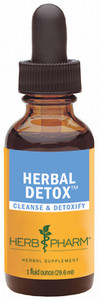 Herbal Detox [Formerly Red Clover - Stillingia] (4 oz) SPECIAL ORDER - PLS CALL OFFICE TO ORDER