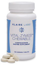 Vital-Zymes Chewable (180 tabs)