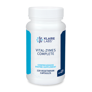 Potent, full-spectrum enzyme blend for maximal support of intestinal function.