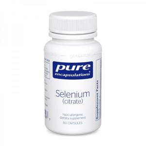 Selenium citrate (200 mcg/60 vcaps)