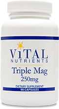 MAGNESIUM FOR ENHANCED ABSORPTION*- promotes calcium absorption and healthy teeth*- supports healthy cardiovascular function*- maintains emotional wellness in mild PMS*