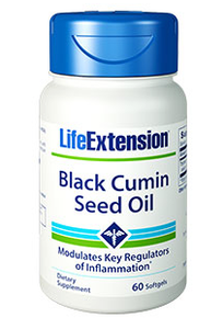 Black Cumin Seed Oil (60 gels)