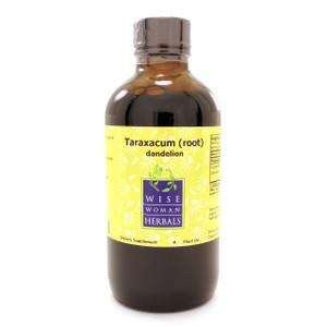 Taraxacum Officinale Root (Dandelion Root) Extract (4 oz.)