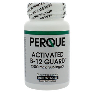 Activated B12 Guard 2000 mcg (100 lozenges)