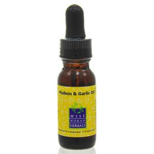 Mullein & Garlic Oil Compound  (1/2 oz)