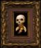 Skull Fairy framed