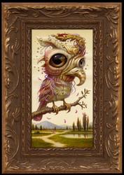 Lucid Dreamer 023 framed
