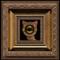 EyeCat 07 framed