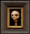Skully 036 framed