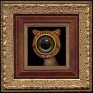 EyeCat 08 framed