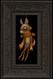 Night Fairy framed