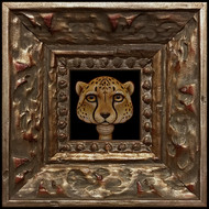 Shroom Cheetah framed
